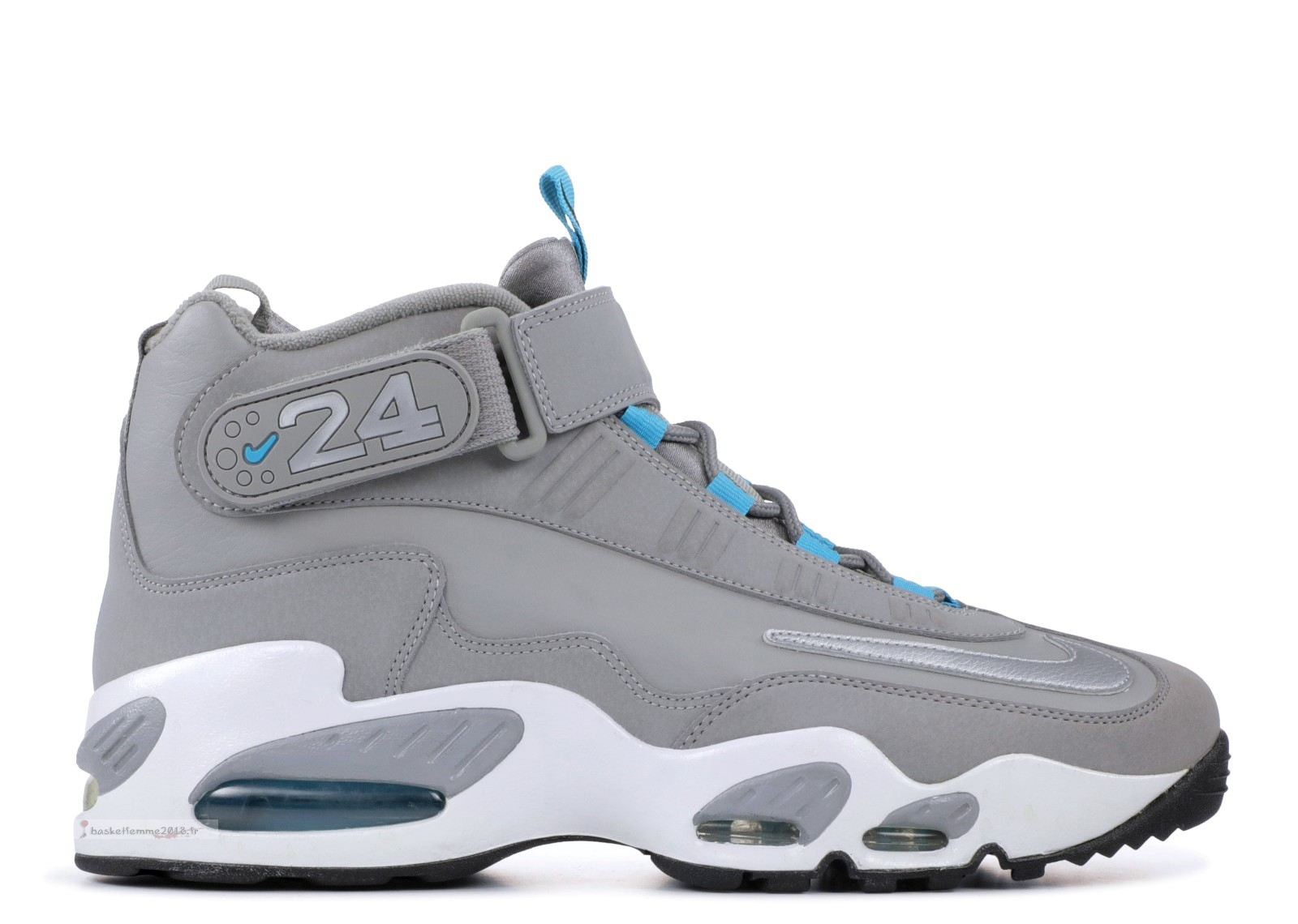 Air Griffey Max 1 Gris Blanc Chaussure de Basket