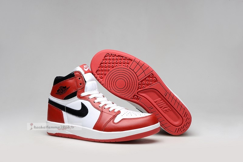 "Air Jordan 1.5 ""Chicago"" Rouge Blanc Chaussure de Basket"