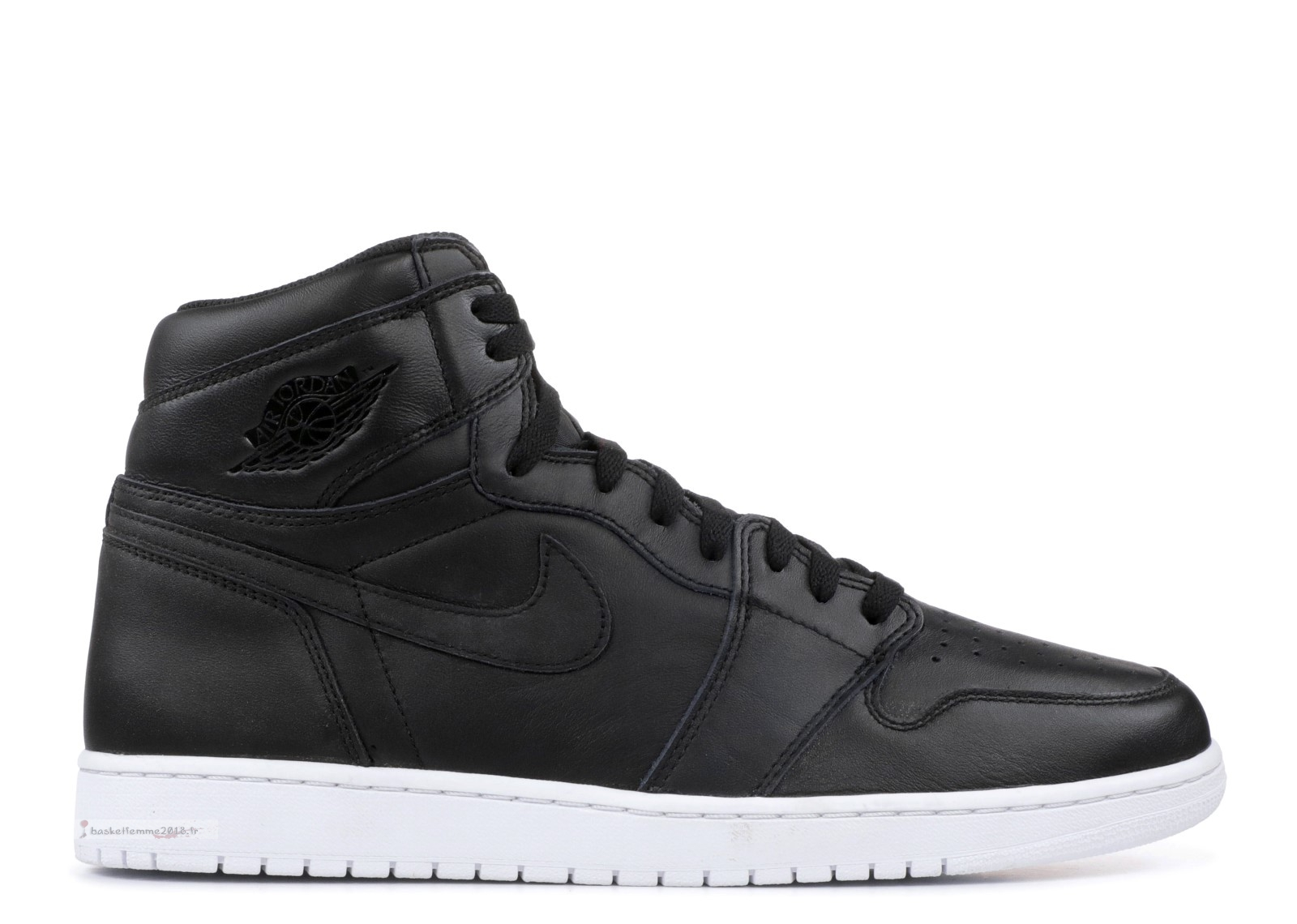 "Air Jordan 1 Retro Og ""Cyber Monday"" Black White (555088-006) Chaussure de Basket"