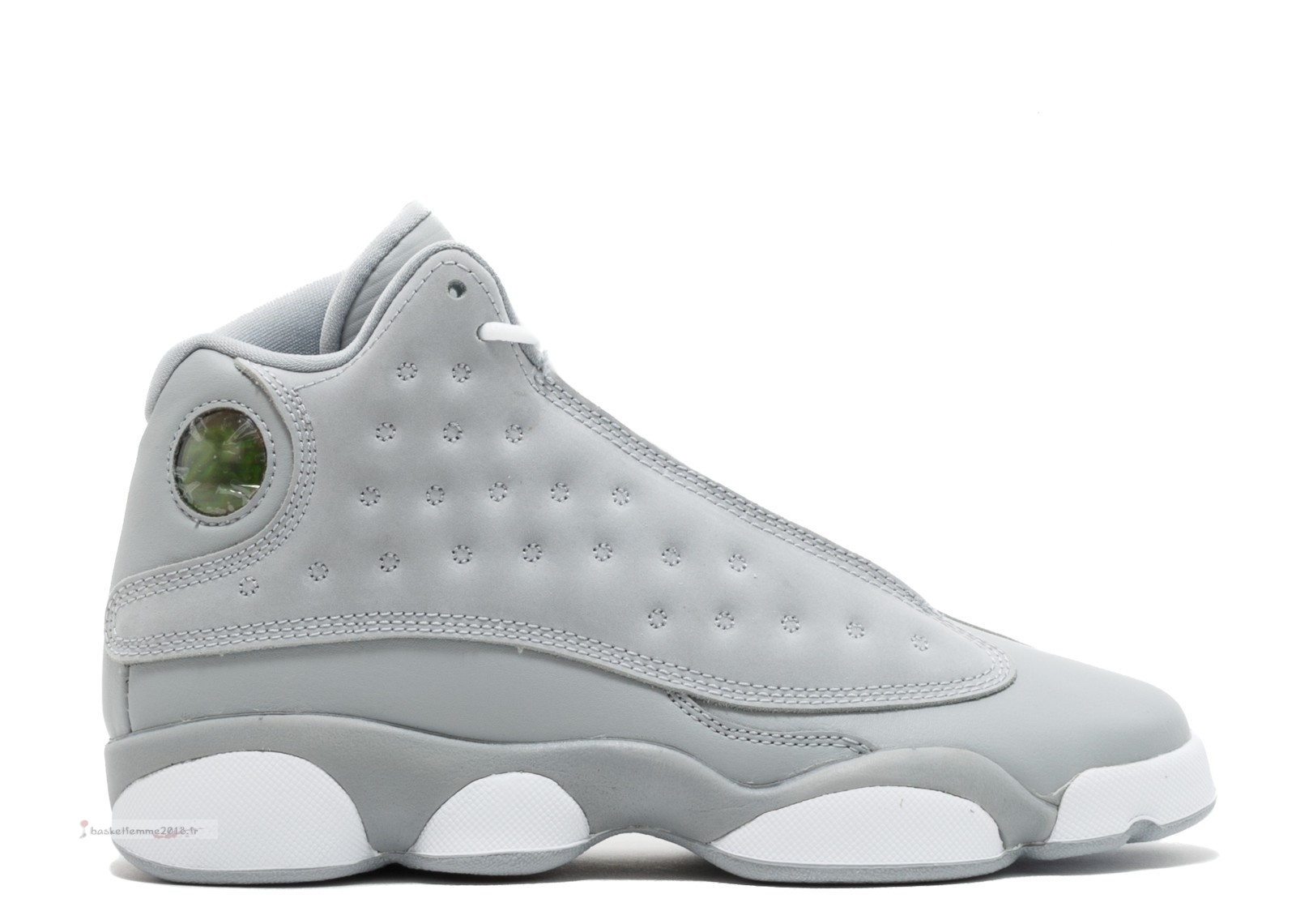 Air Jordan 13 Retro (Gs) Gris (439358-018) Chaussure de Basket