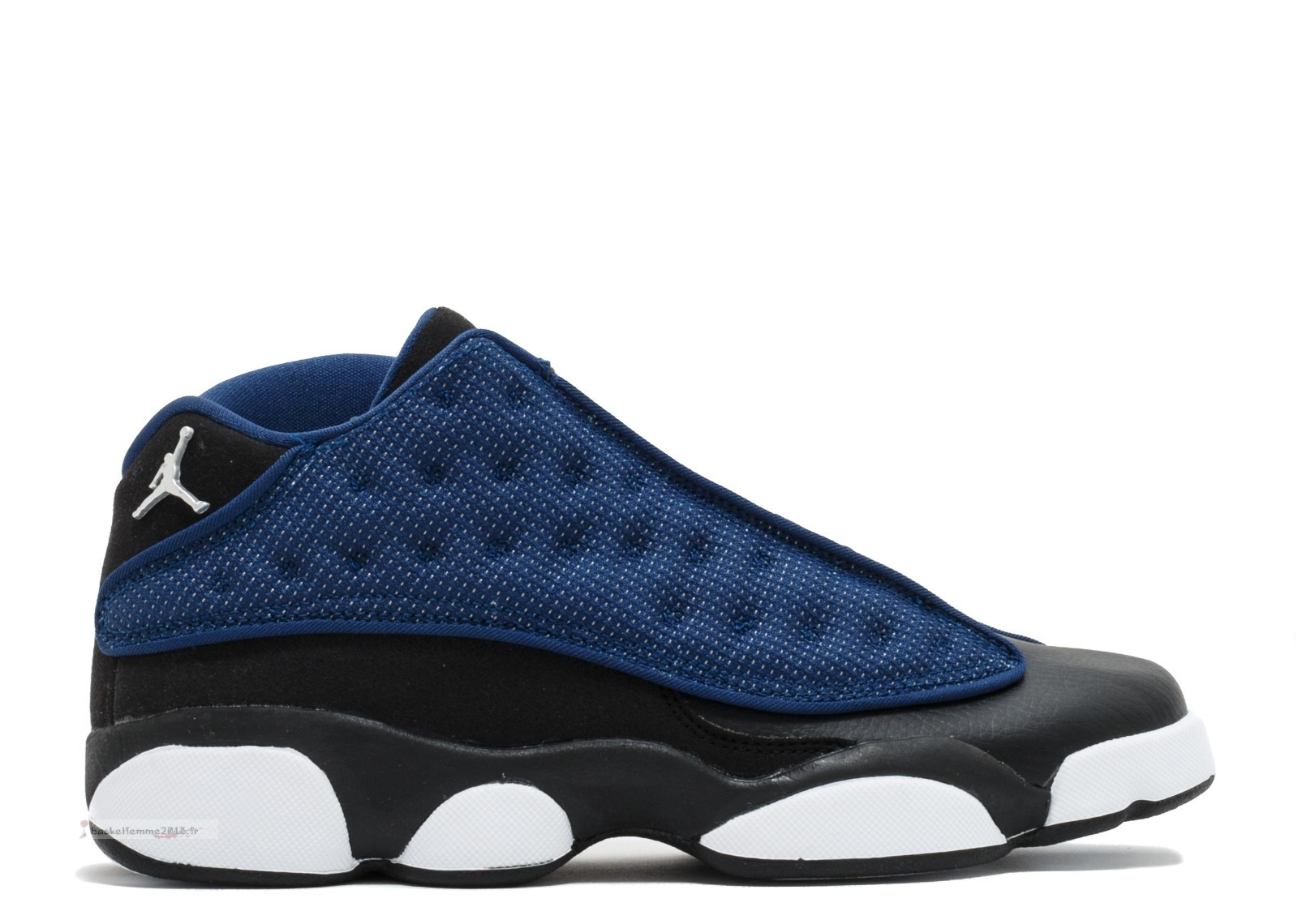 Air Jordan 13 Retro Low (Gs) Bleu (310811-407) Chaussure de Basket