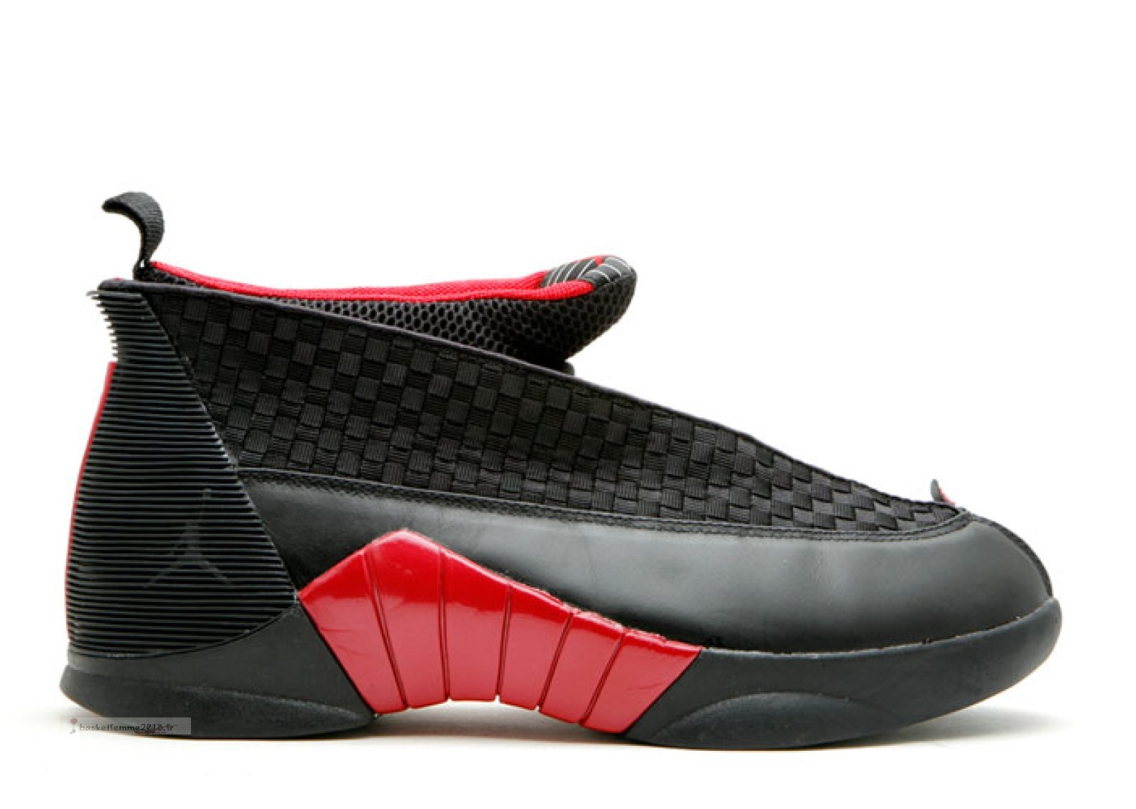 "Air Jordan 15 Retro ""Countdown Pack"" Noir Rouge (317111-062) Chaussure de Basket"