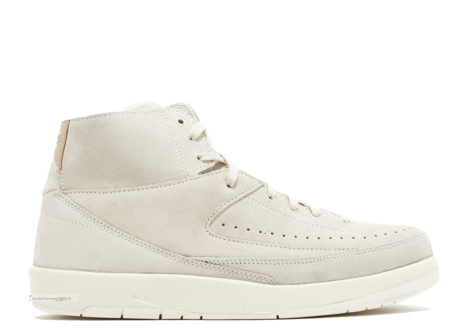 Air Jordan 2 Retro Decon Beige (897521-100) Chaussure de Basket