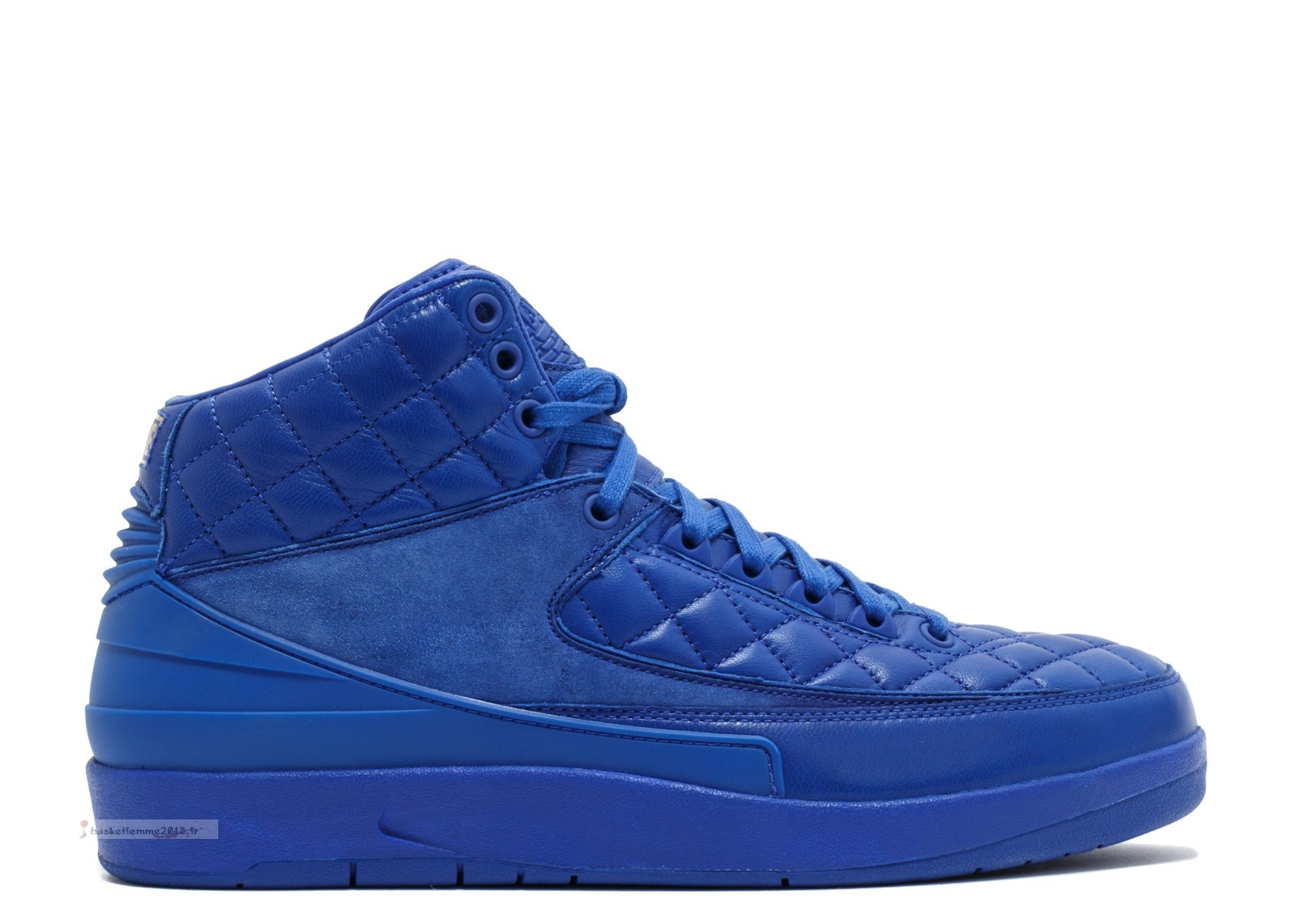 "Air Jordan 2 Retro Don ""C Don C"" Bleu (717170-405) Chaussure de Basket"