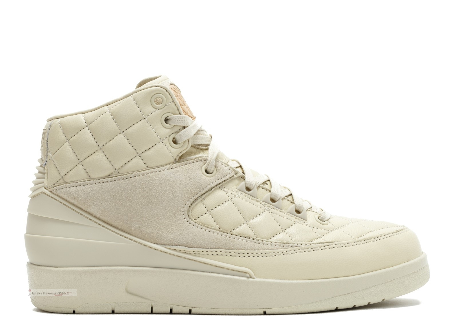 "Air Jordan 2 Retro Just Don ""Don C Beach"" Beige (834825-250) Chaussure de Basket"
