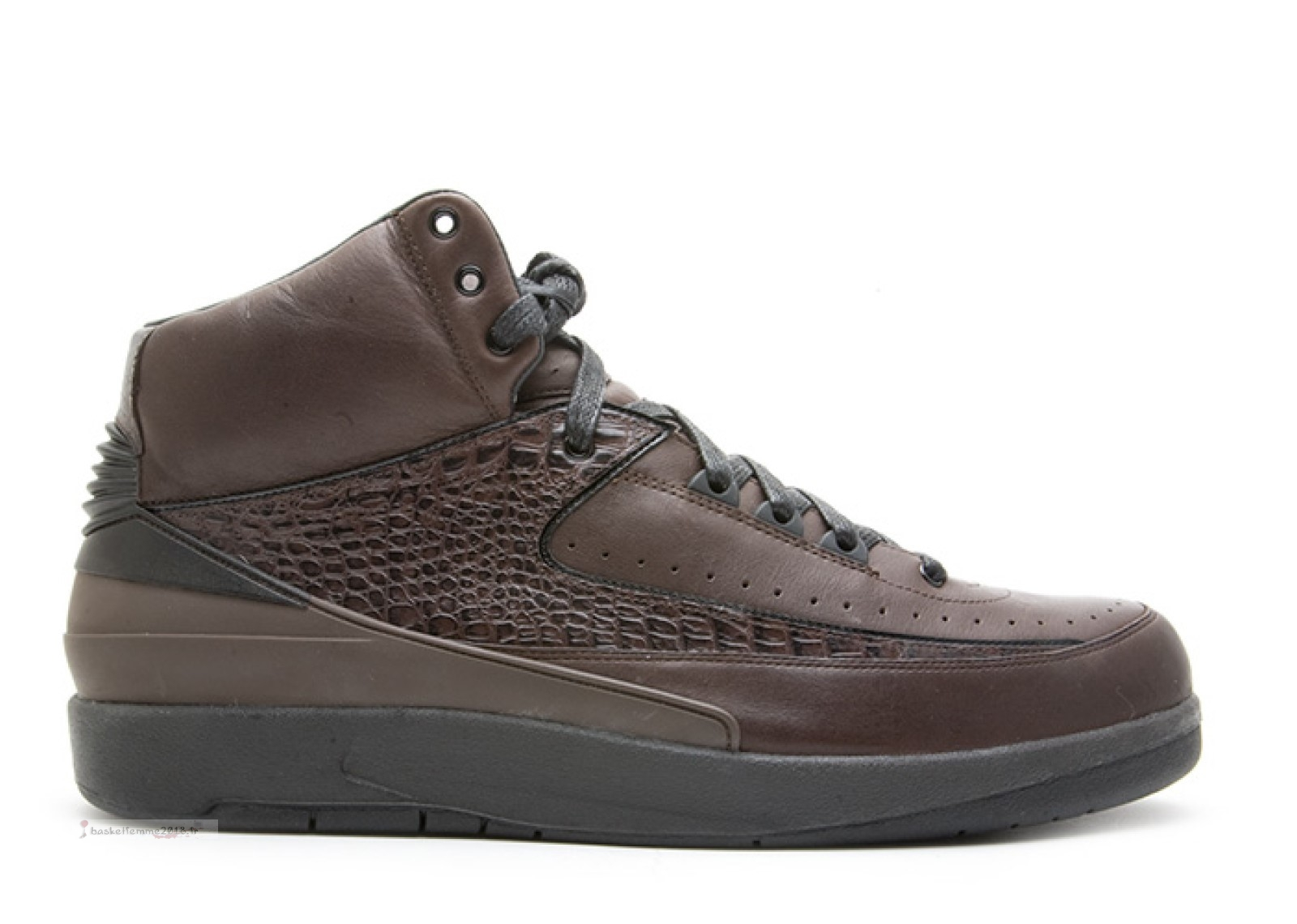 "Air Jordan 2 Retro Premio ""Bin23"" Marron (398277-201) Chaussure de Basket"