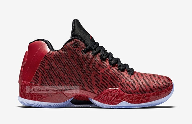 "Air Jordan 29 ""Jimmy Butler"" Pe Rouge (855514-605) Chaussure de Basket"