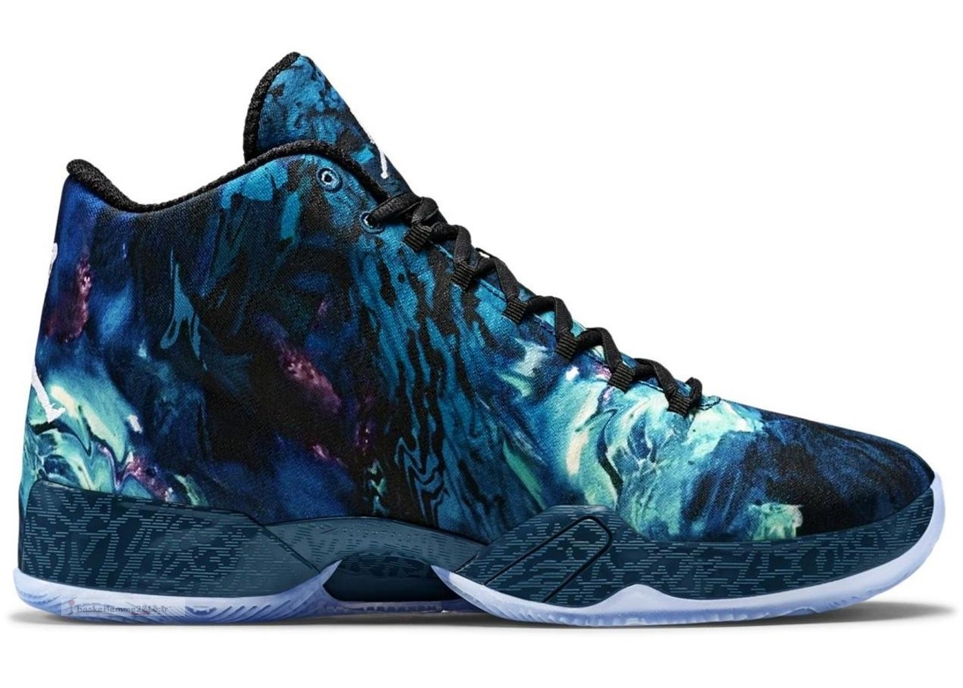 "Air Jordan 29 ""Year Of The Goat"" Marine (727134-407) Chaussure de Basket"
