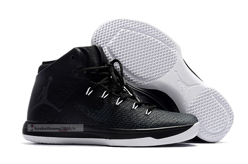 "Air Jordan 31 ""Noir Cat"" Noir (845037-010) Chaussure de Basket"