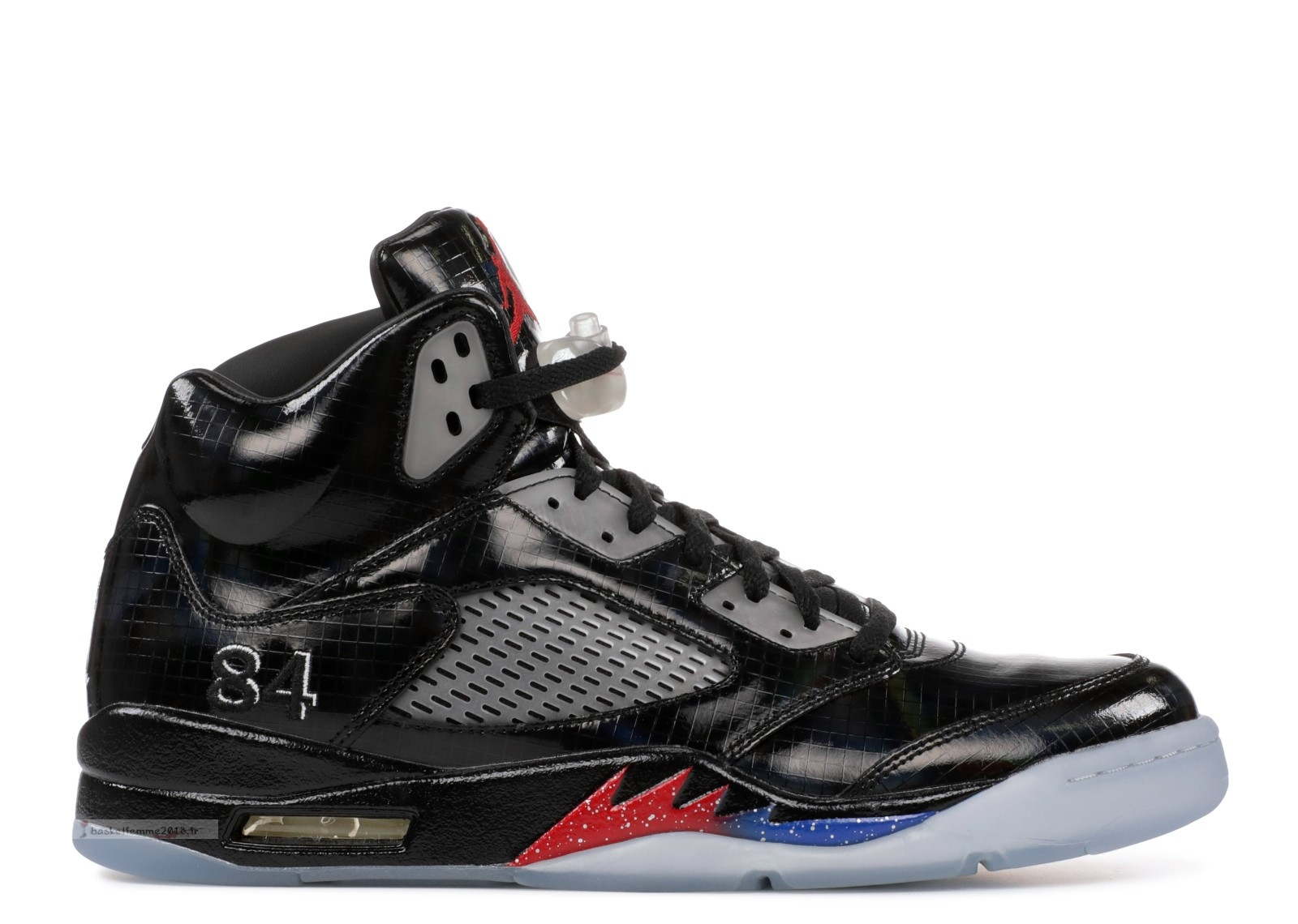 "Air Jordan 5 Retro ""Transformers Sample"" Noir (h015mnjdls-204-752667) Chaussure de Basket"