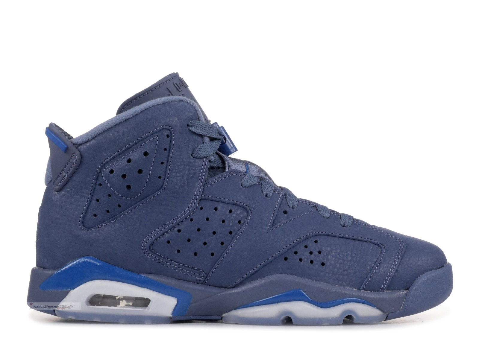 "Air Jordan 6 Retro (Gs) ""Diffused Bleu"" Bleu (384665-400) Chaussure de Basket"