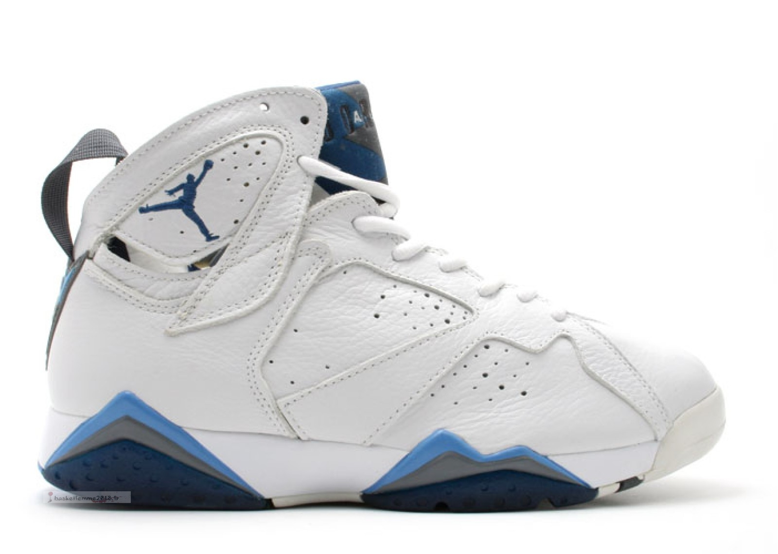 Air Jordan 7 Retro Blanc (304775-141) Chaussure de Basket