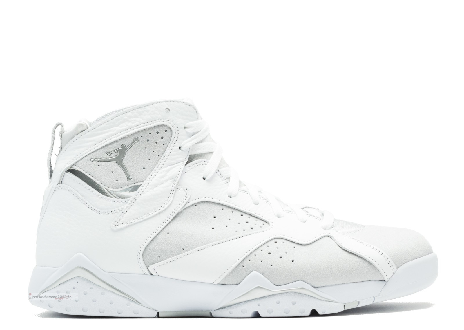 "Air Jordan 7 Retro ""Pure Money"" Blanc (304775-120) Chaussure de Basket"