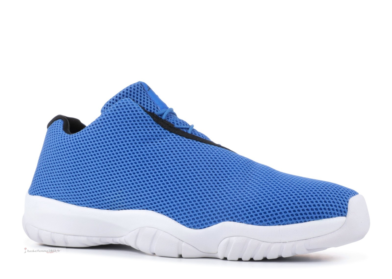Air Jordan Future Low Bleu Blanc 4 (718948-400) Chaussure de Basket