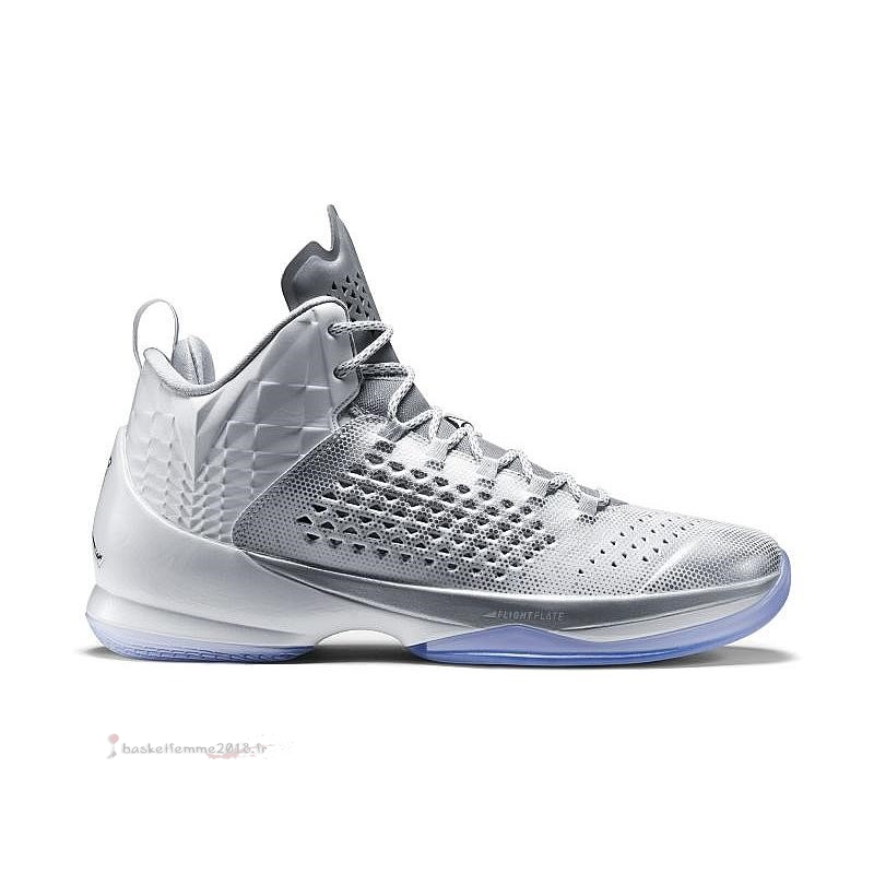 "Air Jordan Melo M11 ""All Star"" Gris (716639-106) Chaussure de Basket"
