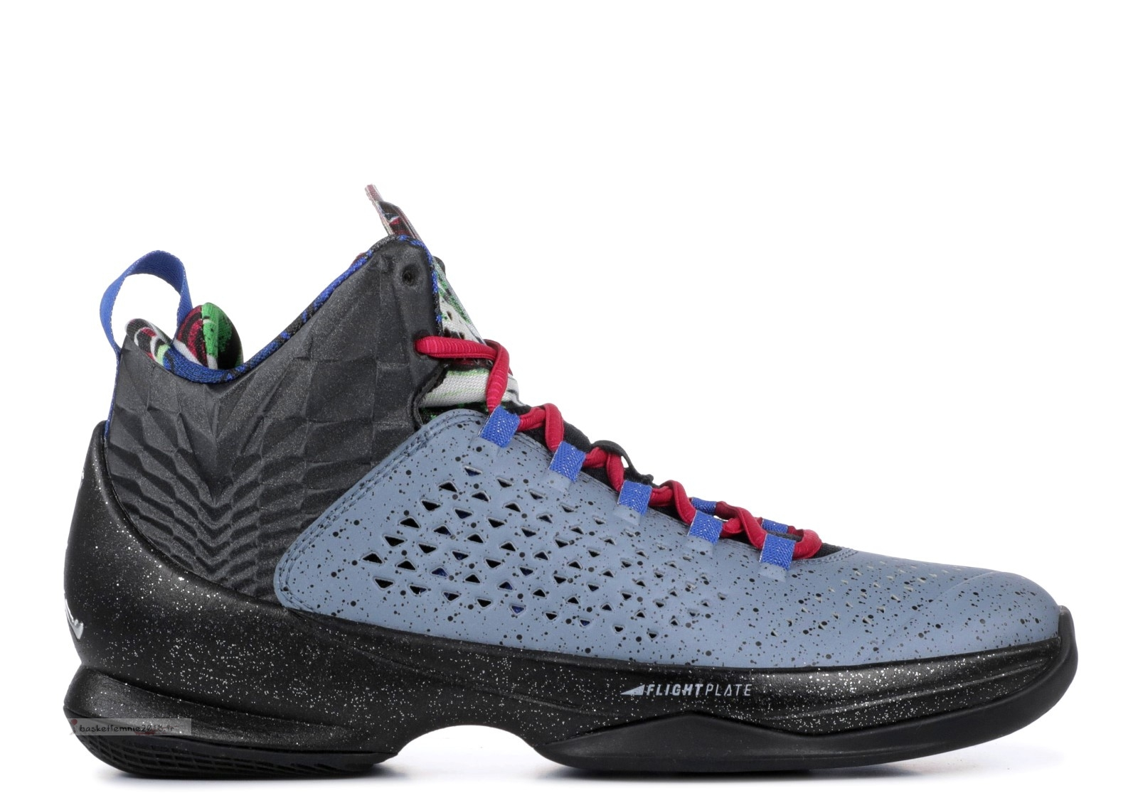 Air Jordan Melo M11 Black Green (716227-413) Chaussure de Basket