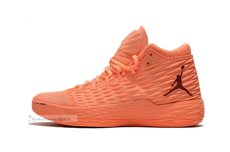 "Air Jordan Melo M13 Energy ""Sunset Glow"" Orange (917925-805) Chaussure de Basket"