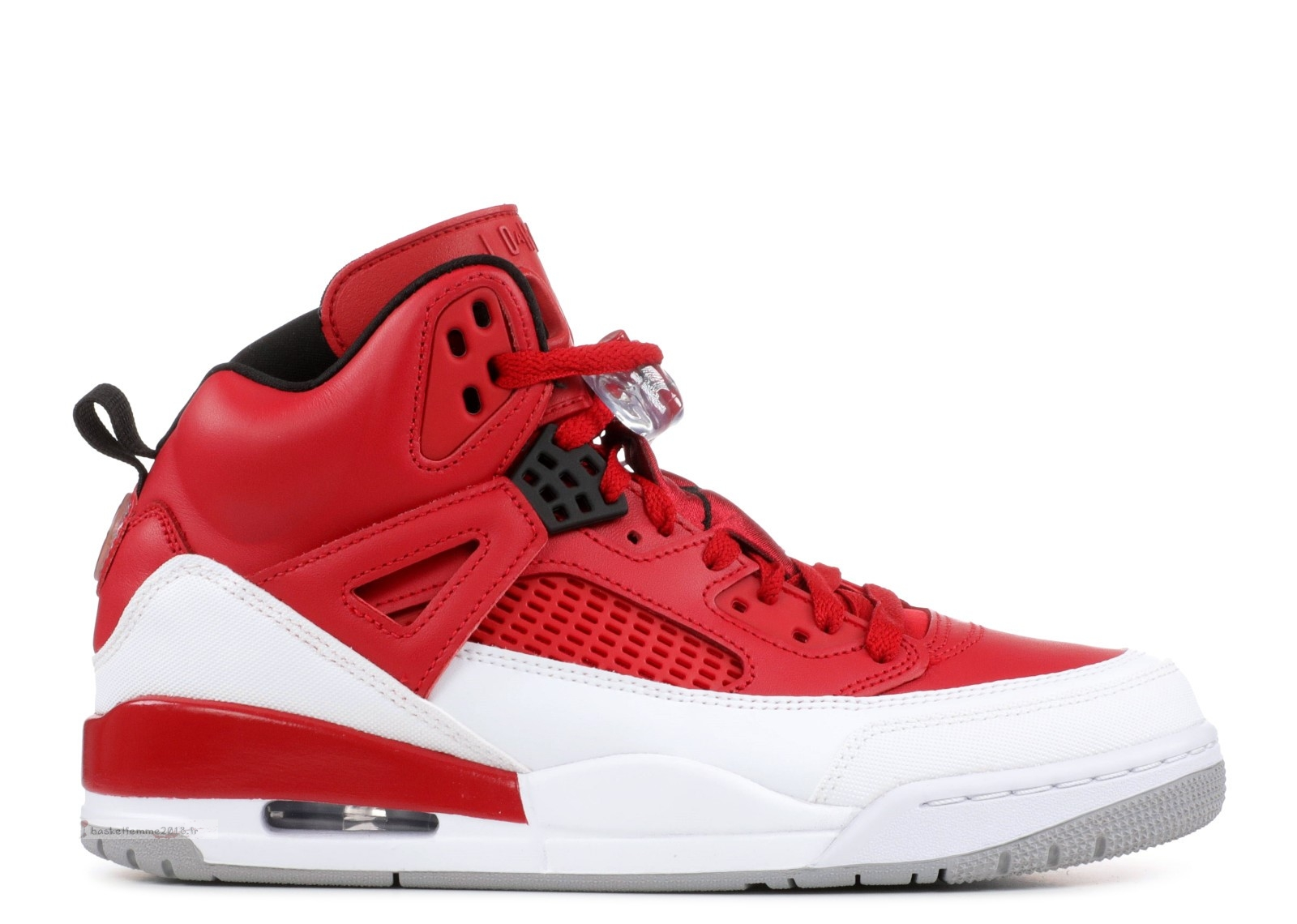 Air Jordan Spiz'Ike Rouge Blanc (315371-603) Chaussure de Basket