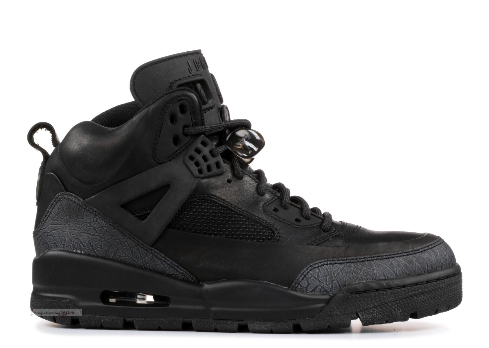 Air Jordan Winterized Spiz'Ike Noir (375356-001) Chaussure de Basket