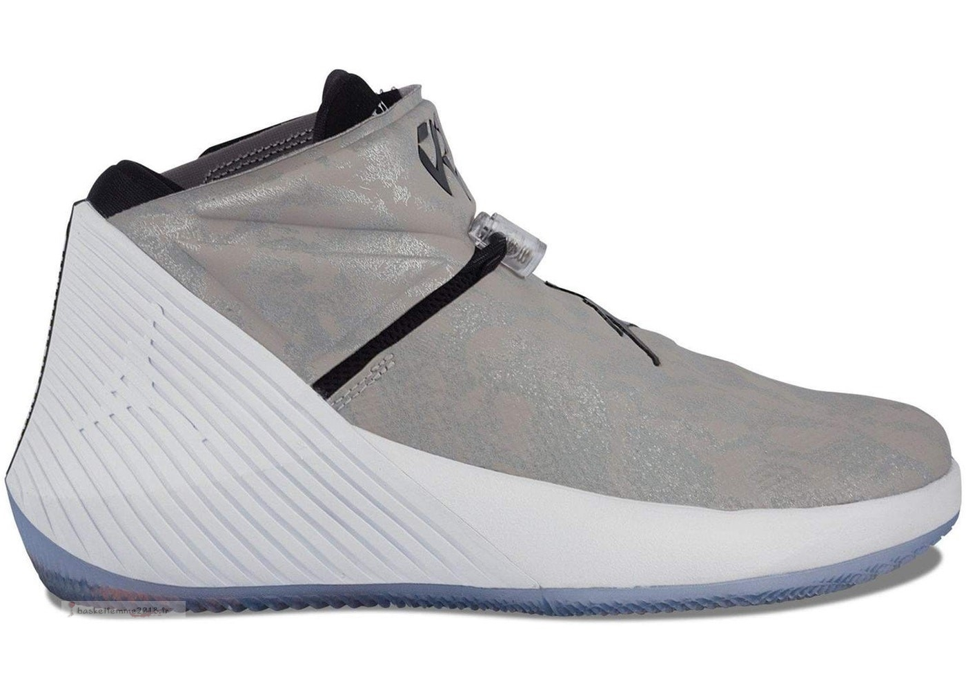 "Jordan Why Not Zer0.1 ""Fashion King"" Gris (aa2510-034) Chaussure de Basket"