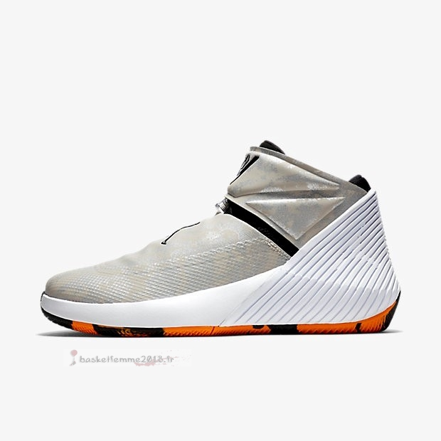 Jordan Why Not Zer0.1 Pfx Gris Rouge (aq9028-004) Chaussure de Basket
