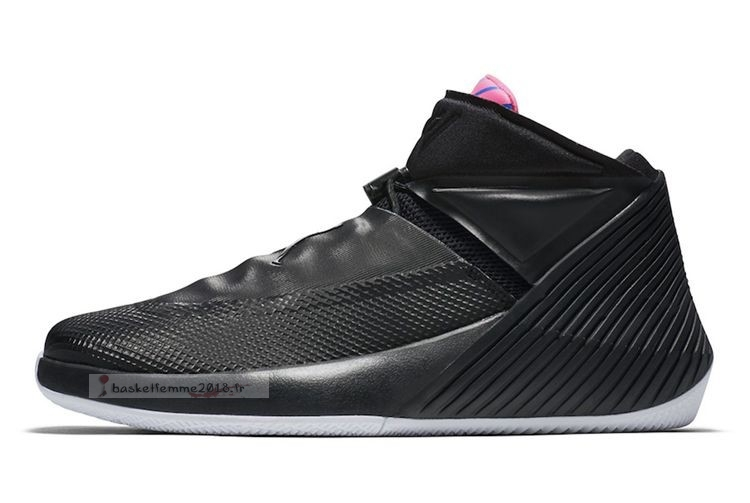 "Jordan Why Not Zer0.1 ""Phd"" Noir Rose Bleu Chaussure de Basket"