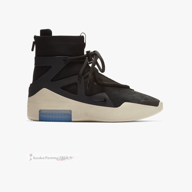 Nike Air Fear Of God 1 Noir (ar4237-001) Chaussure de Basket