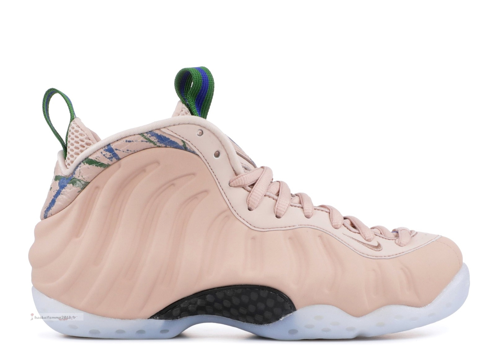 "Nike Air Foamposite One Femme ""Particle Beige"" Beige (aa3963-200) Chaussure de Basket"