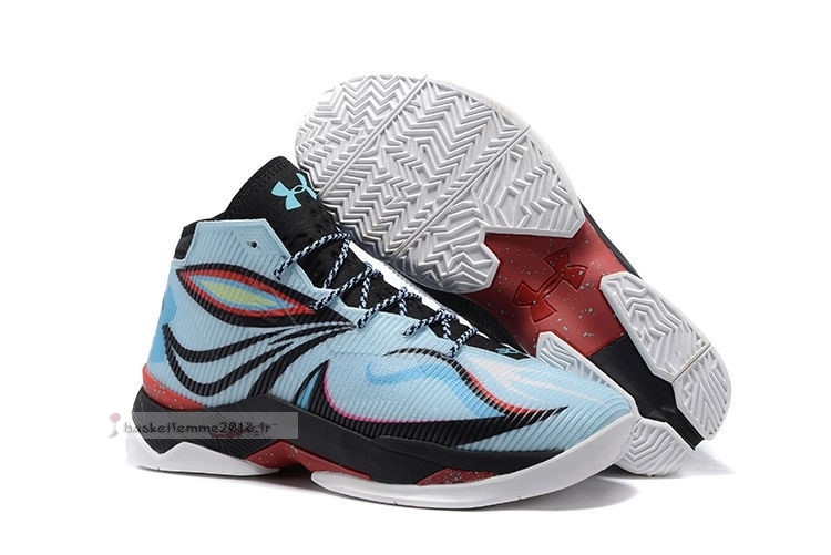 "Under Armour Curry 2.5 ""Erland Chen"" Bleu Chaussure de Basket"