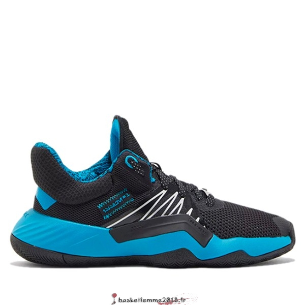 "Adidas D.O.N. Issue 1 (PS) ""Star Wars"" Noir Bleu (FU7180) Chaussure de Basket"