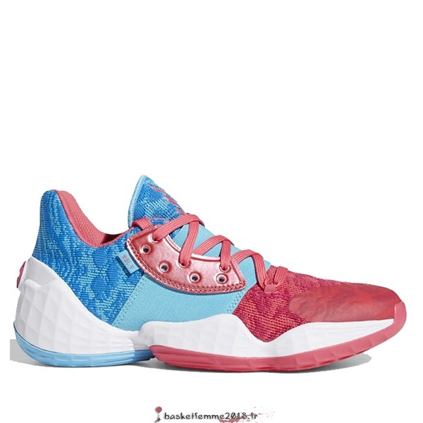 "Adidas Harden Vol.4 (GS) ""Candy Paint"" Rose (EF2053) Chaussure de Basket"