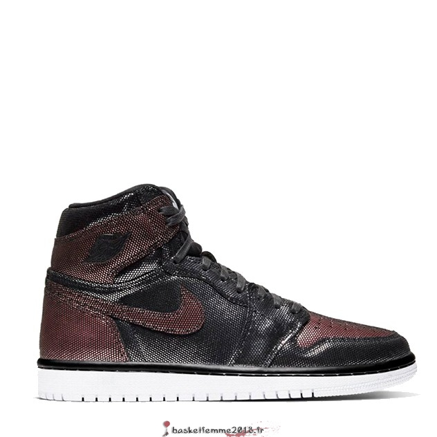 "Air Jordan 1 Femme High Og ""Fearless"" Marron (CU6690-006) Chaussure de Basket"