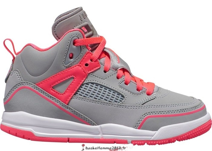 Air Jordan Spizike (PS) Gris Rose (CJ7217-060) Chaussure de Basket