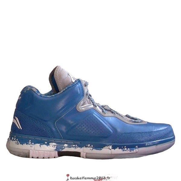 "Li Ning Way Of Wade 1 Homme ""All Star"" Clair Bleu (ABAH043-1) Chaussure de Basket"