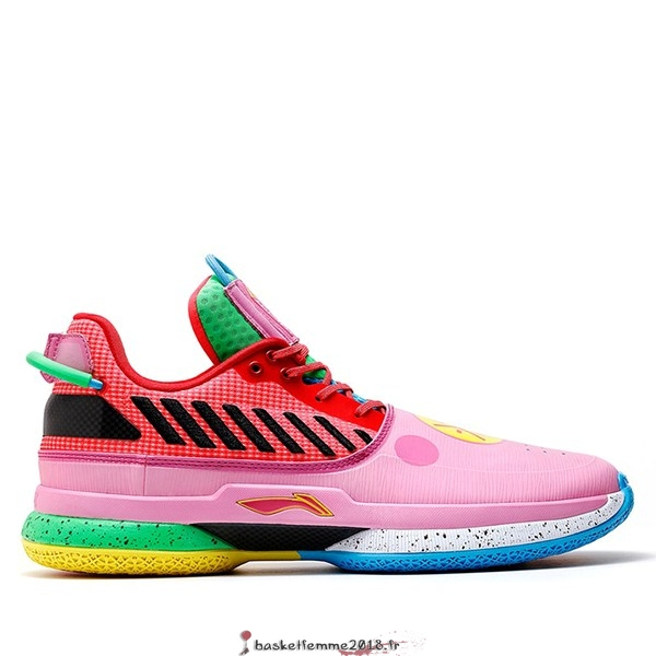 "Li Ning Way Of Wade 7 Homme ""Year Of The Pig"" Multicolore (TBD) Chaussure de Basket"