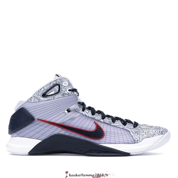 "Nike Hyperdunk 08 Homme ""United We Rise"" (2016) Gris (863301-146) Chaussure de Basket"