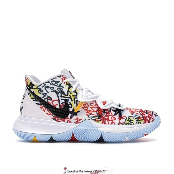 "Nike Kyrie Irving V 5 Homme ""Keep Sue Fresh"" Multicolore (CW2771-100) Chaussure de Basket"