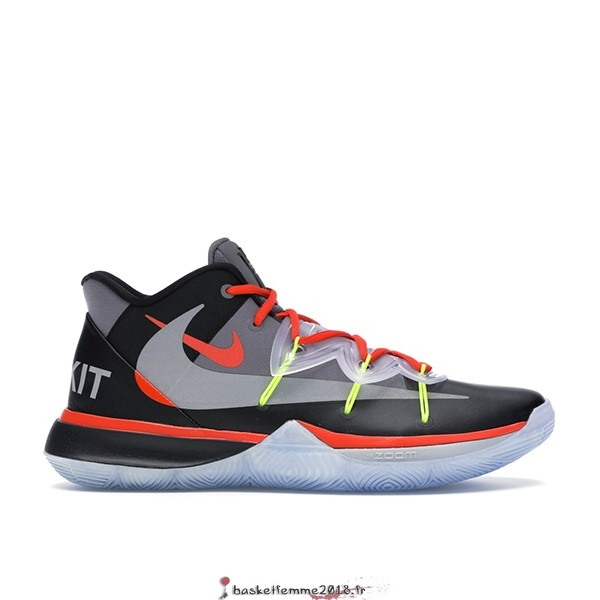 "Nike Kyrie Irving V 5 Homme ""Rokit Welcome Home"" Multicolore (CJ7899-901) Chaussure de Basket"