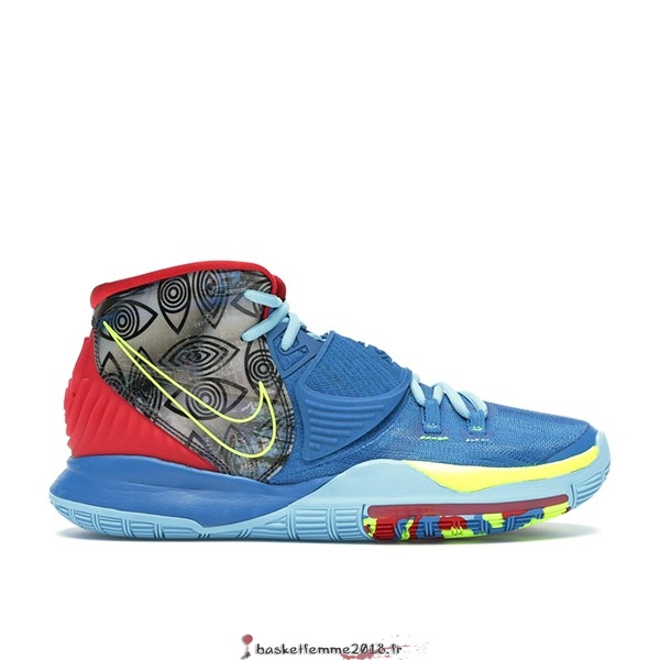 "Nike Kyrie Irving VI 6 Homme Preheat ""New York City"" Bleu (CN9839-401) Chaussure de Basket"