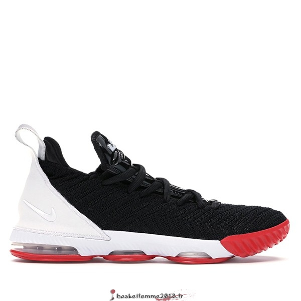 "Nike Lebron XVI 16 (GS) ""Red Carpet"" Noir (AQ2465-016) Chaussure de Basket"