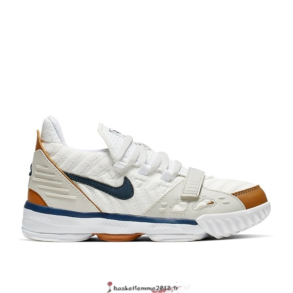 "Nike Lebron XVI 16 (PS) ""Medicine Ball"" Blanc (CJ6705-100) Chaussure de Basket"