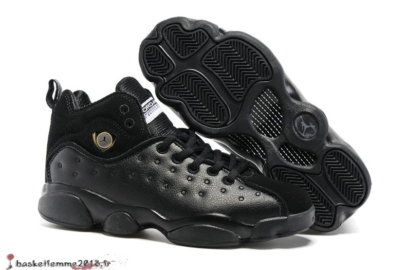 Air Jordan Jumpman Team 2 GS Homme Noir Chaussure de Basket