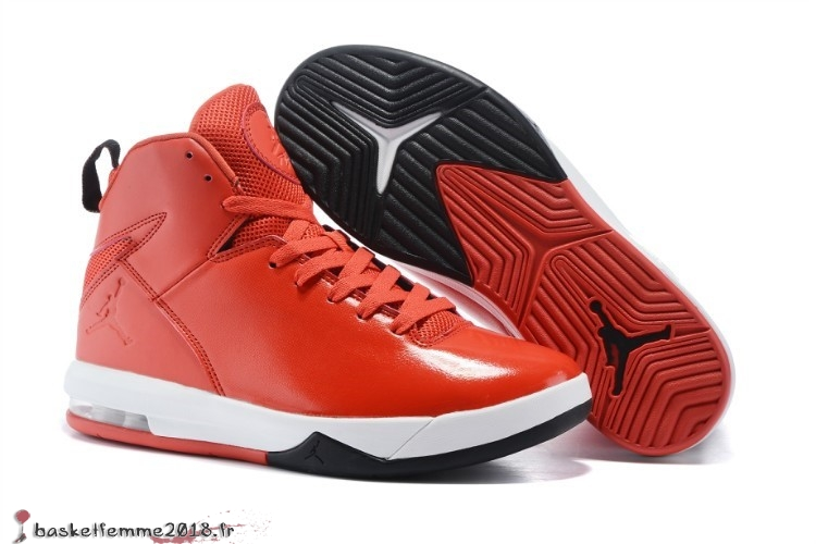 Jordan Air Imminent Homme Rouge Chaussure de Basket